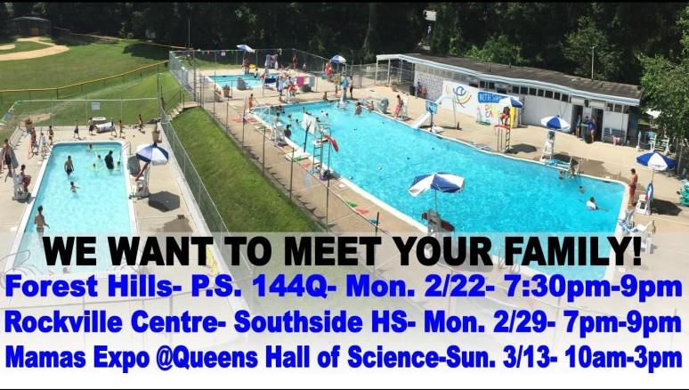 Open House & Camp Fair Slider