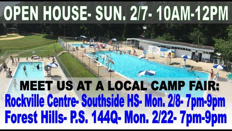 Open House & Camp Fair Slider2